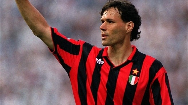 Verso Juventus-Milan: Marco Van Basten, uno dei più forti attaccanti della storia