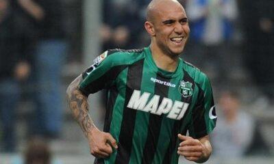 Simone Zaza, attaccante Sassuolo.