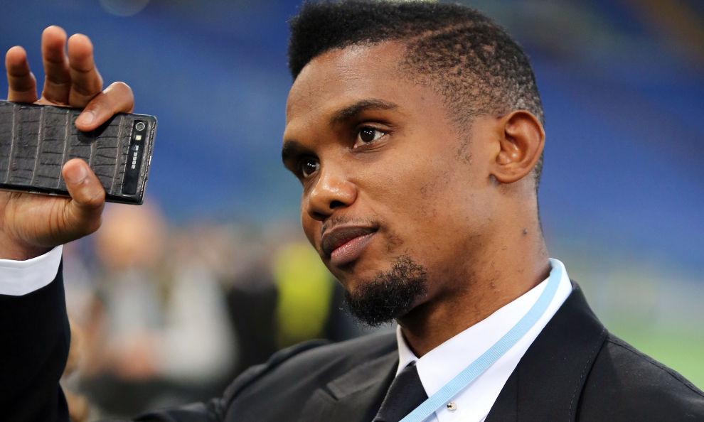 Si avvicina l'accordo finale per il passaggio di Eto'o alla Sampdoria