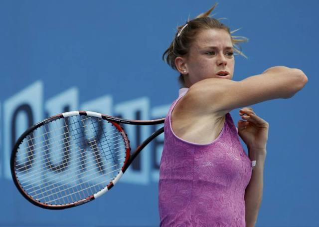 Camila Giorgi accede al terzo turno degli Australian Open