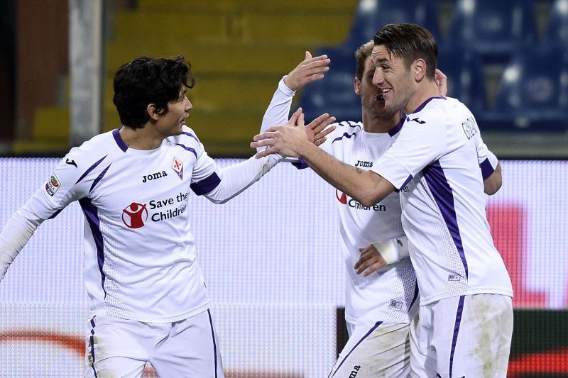 Genoa-Fiorentina 1-1: Rodriguez rimedia a Tatarusanu