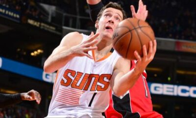 I Phoenix Suns asfaltano Toronto nella notte Nba.