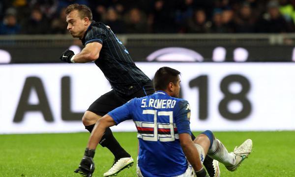 L'Inter passa contro una Samp combinaguai: 2-0