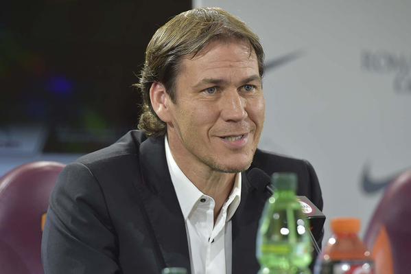 """Roma, Garcia in conferenza: """"A Palermo per recuperare punti. Su Salah..."""""""