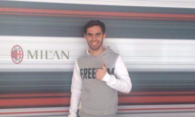 Suso, nuovo giocatore del Milan