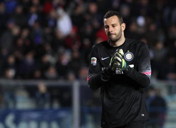 Handanovic salva l'Inter a Empoli.