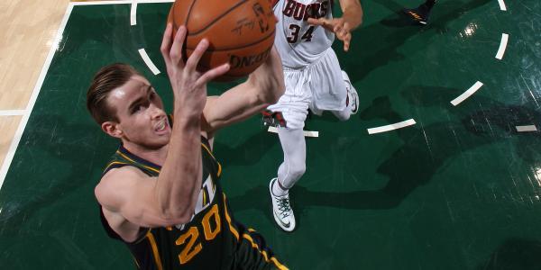 Nba, il quintetto della notte: Griffin spazza i Nets, Kanter e Hayward trascinano Utah