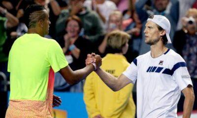 Esce Andreas Seppi agli ottavi degli Australian Open contro Kyrgios