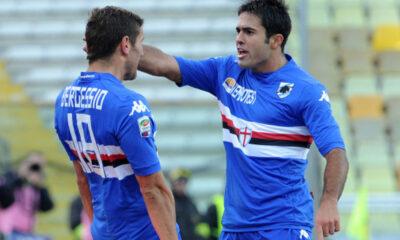 Bergessio e Eder mattatori nella vittoria di ieri della Sampdoria