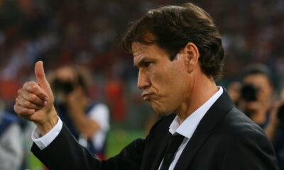 "Rudi Garcia ha parole di elogio per Verde:"" Sa sacrificarsi, farà carriera"""