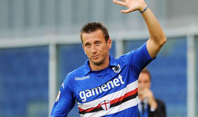 Gastaldello, capitano della Sampdoria, potrebbe andare al Bologna già a gennaio