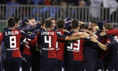 Il Cagliari porta a casa il settimo punto nelle ultime tre giornate