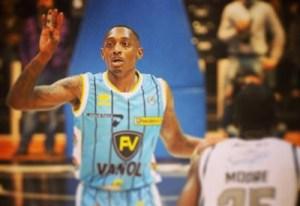 Kenny Hayes (Cremona) con i suoi 34punti è stato uno dei grandi protagonisti della 14a giornata della Serie A di basket.