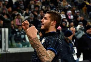 Inter: Mauro Icardi, in gol sia all'andata che al ritorno lo scorso anno
