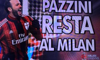 Pazzini resta al Milan, no a Destro