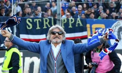 Ferrero e la 'botta de vita' al calcio italiano Genoa
