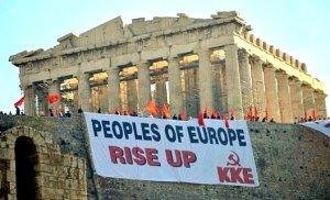 Il KKE considera Syriza un partito borghese