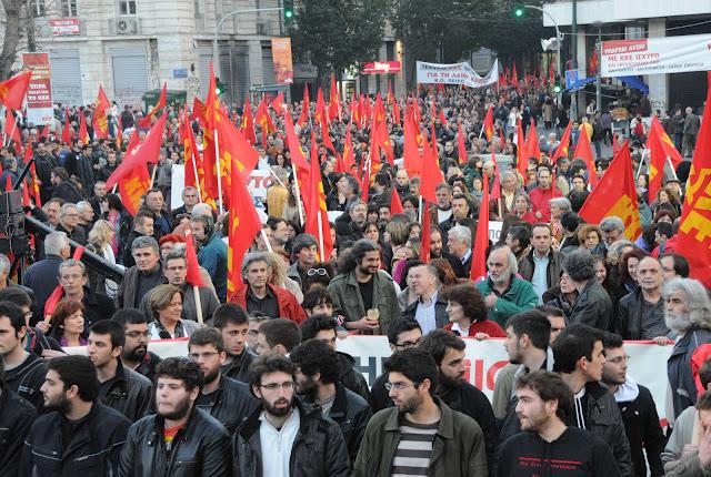 Grecia, il KKE rifiuta il suo appoggio a Syriza