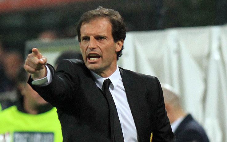 Massimiliano Allegri, allenatore Juventus