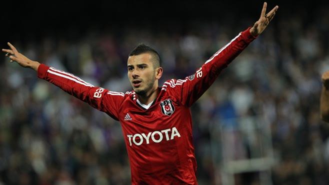 Ozyakup, esterno offensivo del Besiktas nel mirino dell'Inter