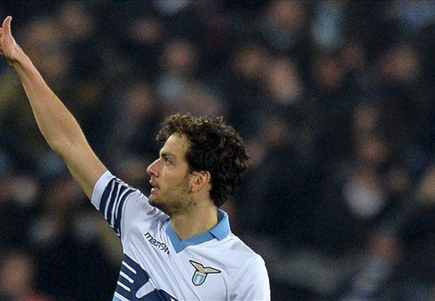 Marco Parolo è uno dei grandi protagonisti della stagione della Lazio.