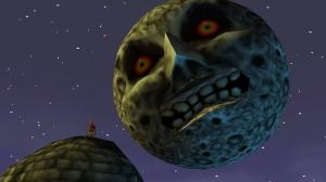 Majora's Mask : la Luna non è proprio amichevole in questo titolo