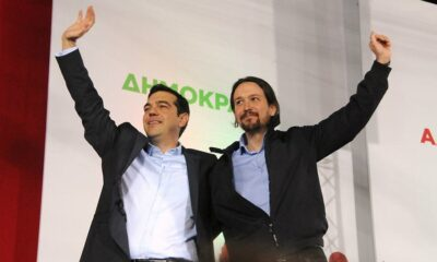 Tsipras e Iglesias insieme. Europa dei mercati al capolinea?