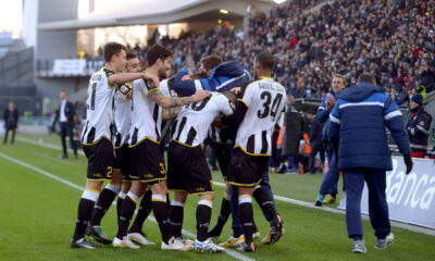 Udinese-Cagliari finisce 2-2