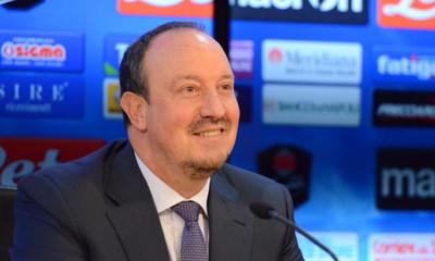 Benitez ha parlato alla vigilia di Napoli-Lazio.