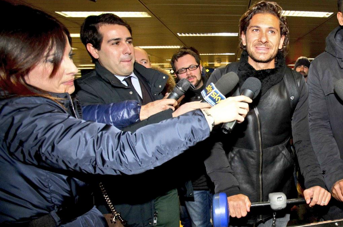 """Cerci a Linate: """"Volevo il Milan sin dalla scorsa estate"""""""