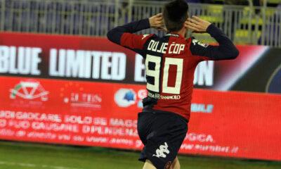 Cop regala tre punti fondamentali al Cagliari