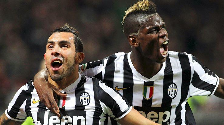 Pogba e Tevez, i due uomini in più di questa Juventus targata Marotta.