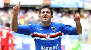 Eder, attaccante della Sampdoria.