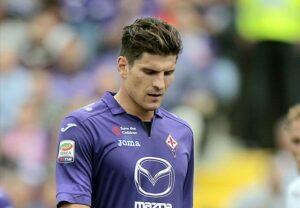 Mario Gomez, ancora una volta grosso flop nella Fiorentina