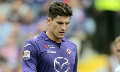 Mario Gomez, flop nella Fiorentina