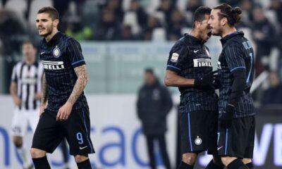 La lite con Icardi è costata a Osvaldo la cessione nel mercato di Gennaio.