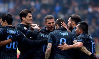 L'Inter di Mancini esce vittorioso dal confronto con il Genoa