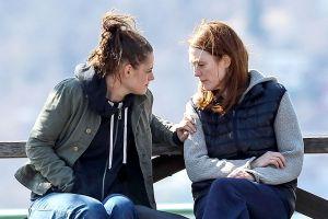 Kristen Stewart e Julianne Moore in Still Alie