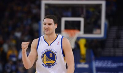 Klay Thompson, tassello chiave dei Golden State Warriors.