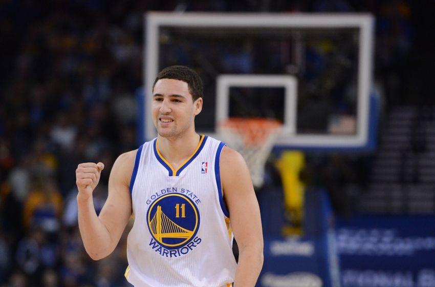 Klay Thompson, tassello chiave dei Golden State Warriors.