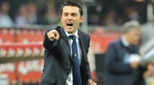Vincenzo Montella, allenatore di questa miracolosa Fiorentina