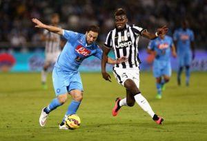 Napoli-Juventus match clou in scena al San Paolo. Diretta streaming