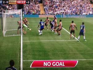 Premier League, nel 2014 la goal line technology ha fatto il suo ingresso nel campionato d'oltremanica
