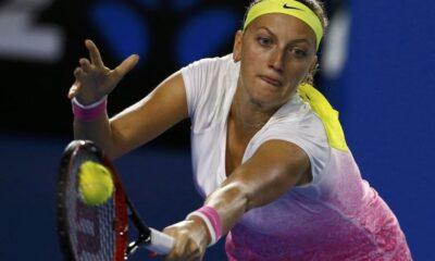 Petra Kvitova esce al terzo turno degli Australian Open