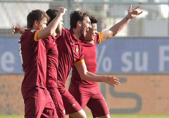 Udinese-Roma 0-1