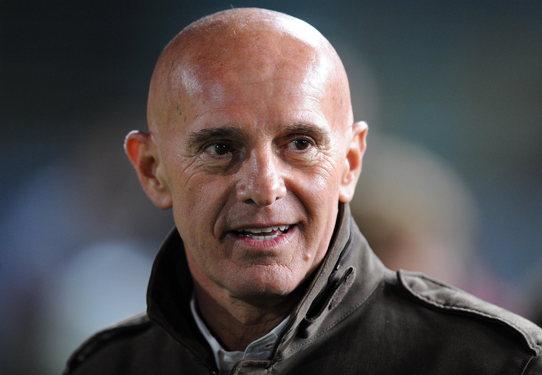 Arrigo Sacchi, ex tecnico del Milan