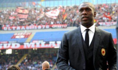 Clarence Seedorf, ex tecnico del Milan