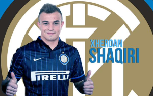 Shaqiri è dell'Inter