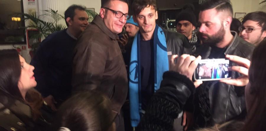 """Napoli, arriva Gabbiadini: """"Un gol alla Juventus? Magari..."""""""