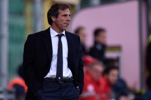Gianfranco Zola, tecnico del Cagliari